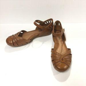 Cobb Hill Irene By New Balance Sandals Tan 9.5M